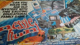 Nessie Hunt , The Board game used for parts pieces only - $39.99