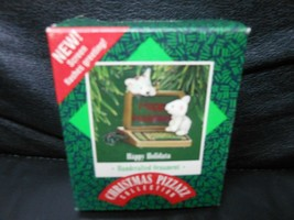 "Hallmark Keepsake ""Happy Holidata - Christmas Pizzazz"" 1987 Ornament NEW - $2.67"