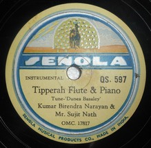 India Instrumental Song Pressed in India Record in Good Condition QS.597... - £14.24 GBP