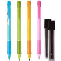 CHoSCH 2.0 Mechanical Pencil Set With 4 Assorted Color Pencils, 10 Pcs L... - $14.92