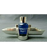 Authentic Jean Patou Voyageur Miniature Perfume Collection made in France  - $39.00