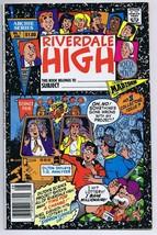 Riverdale High #1 ORIGINAL Vintage 1990 Archie Comics  - £7.50 GBP