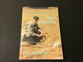 New An Introduction to Metal Detectors Book by Charles Garrett - $37,93 MXN
