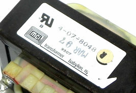 MCI 4-07-8048 TRANSFORMER 4078048 image 3