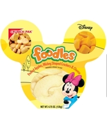 Disney's Minnie Mouse Snack Apple Slices Label Yellow - $3.00