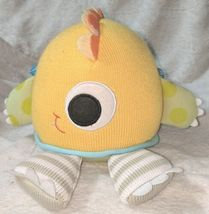 Babyaspen BA11036NA Clyde The Closet Monster Baby Hat And Plush 0 To 6 Months image 3