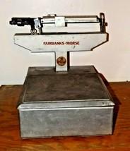 Antique Fairbanks-Morse 100 Pound Scale AB283A image 1
