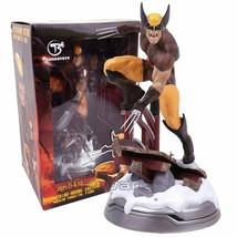 "9"" 24cm Marvel X-Men Logan Wolverine Statue Action Figure Collectible Mo... - $59.19"