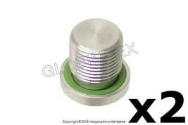 BMW (2003-2016) Drain Plug with Seal Ring for Manual Transmission (2) GE... - $34.85