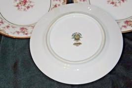 Noritake China (8 – Dessert Plates) Charmaine 5506 AA20-2360C Vintage image 2