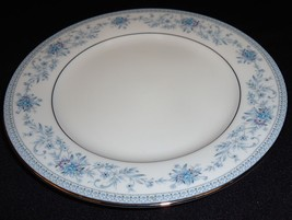 Noritake Salad Plate 8 1/4in Floral Contemporary 2482 Blue Hill Vintage ... - $13.40