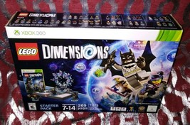 Lego dimensions Starter Pack for Microsoft Xbox 360 (71173 - $70.03