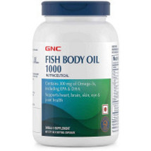 2 x  GNC Fish Body Oil (90Soft Gels) - $193.69