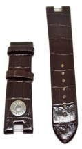 Original Tissot Odaci-T LADIES Brown Leather Band Strap For Case-Back T0... - $65.00