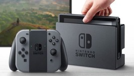Nintendo Switch - 32GB Gray Console (with Gray Joy-Con) - $392.00