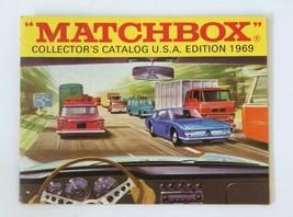 Vintage 1969 Matchbox Lesney Collector's Toy Dealer Catalog Booklet - $34.65