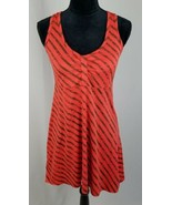 The North Face women M red racerback dress athletic - $28.57