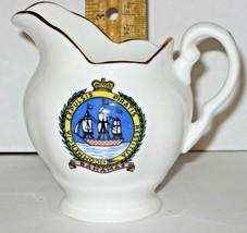 Vintage Bahamas Individual Creamer Souvenir Tuscan Fine Bone China Made ... - $11.88