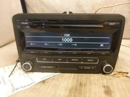 11 12 13 Vw Volkswagen Jetta AMFM Radio Cd  Media Satellite 1K0035164D B... - $24.31