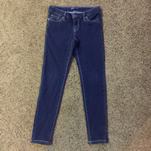 Primary image for Girl's Levi's Skinny Jeans Sz 8 Reg Gently Used