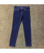 Girl's Levi's Skinny Jeans Sz 8 Reg Gently Used - $9.99
