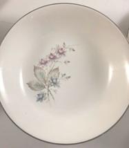 7 Floral Dinnerware Cottage Chic Décor Shabby & Chic Vintage Sabin cerea... - $28.71