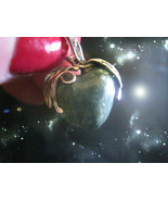 HAUNTED ANTIQUE NECKLACE SEND LOVE TO DESIRED TARGET ENCHANT MAGICK MAGI... - $7,707.77