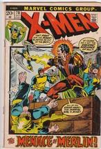The X-Men #78 (Oct 1972, Marvel) - $19.80