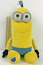 Minions Kevin Build a Bear Workshop Plush 18'' Stuffed Toy Despicable Me - $21.49