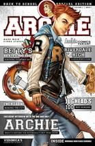 Jamie Tyndall Signed Comic Art Print ~ Archie Betty Veronica Riverdale Cw - $25.73