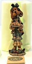 Boyd's Bears The Folkstone Collection Betty Biscuit Figurine 2870 1996 Handmade - $18.80