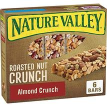 Nature Valley Almond Crunch Roasted Nut Brittle Bars,1.24 Ounce, 6 Count - $9.88