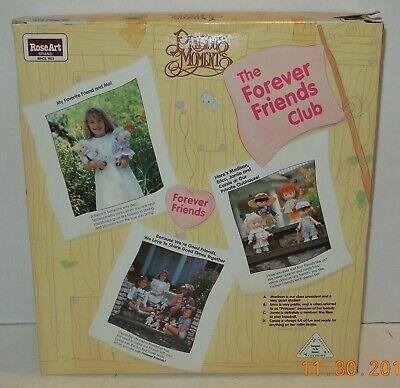 "1993 Precious Moments The Forever Friends Club ""Jamie"" NRFP MINMP"