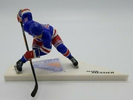 McFarlane Toys Mark Messier Series 3 2002 New York Rangers Chase Blue Uniform - $14.73