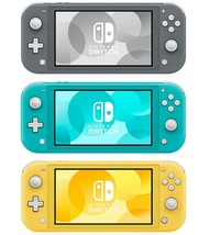 Nintendo Switch Lite - All Colors - $299.99