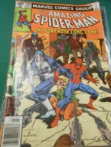Collectible MARVEL Comic- Amazing SPIDER-MAN  One of those Long Gone-#202 March - $9.49