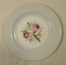 Noritake 5049 Vintage Salad Plate 7 1/2in China Gold Rim Chipped - $12.28