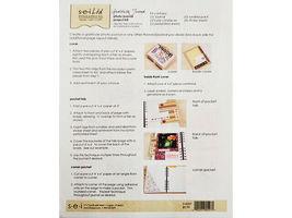SEI Limited Edition Kits Gratitude Journal Photo Project Kit #3-6007 image 11