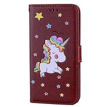 Redmi Note 4 Case,XYX [Colorful Unicorn][Card Slot][Wallet][Kickstand] P... - $4.94
