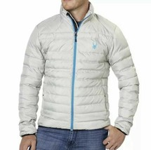 SPYDER MEN'S CIRRUS/ELECTRIC BLUE PRYMO DOWN FULL ZIP JACKET Coat LG, M,... - $59.83+