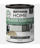 Rust-Oleum Home FLOOR COATING 1 qt. Tile Vinyl Wood ULTRA WHITE TINT BAS... - $26.99