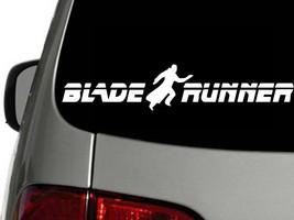 Blade Runner Phillip K Dick Vinyl Decal Car Sticker Wall Choose Size Color - $2.64+