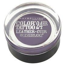 Maybelline New York Eyestudio ColorTattoo Metal 24HR Cream Gel Eyeshadow... - $11.87
