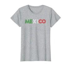 Mexico Seleccion Russia 2018 World Futbol Cup Champion Shirt Wowen - $19.95+
