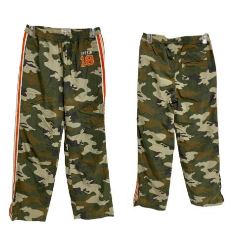 Boys Children's Place Athletics Dept. Army Green Pants Size 12 (E-1G) - $14.85