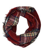 Classic Plaid & Check Infinity Scarf - $187,78 MXN+