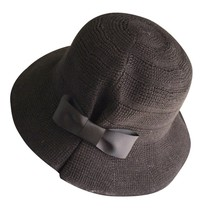 SAGACE Straw Hat Summer Ladies Women Casual Solid Wide Brimmed Floppy Fo... - $14.07
