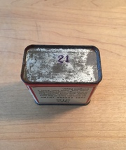 Vintage 70s Spice of Life Thyme tin packaging image 4