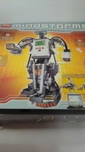 Lego Minestorms NXT robotics 8527 set with box manual but incomplete   - $89.09
