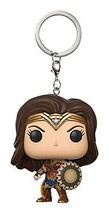 Funko Pop Keychain DC Wonder Woman Movie Wonder Woman Action Figure - $15.99
